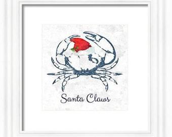 Santa Claws Printable