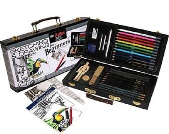 Artist Set For Beginners, Sketching & Drawing