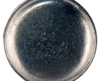 """B-110 Domed button with rim 7/8"""""""