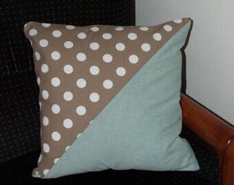 Cover cotton cushion 40 x 40