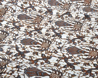 PRETTY ETHNIC JAVANESE COTTON BATIK