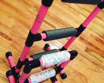 PINK GlamRacks Oversplit Bars - choose your size and quantity - Limited Edition