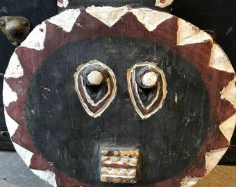 Wooden Mask