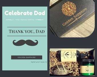 FREE SHIPPING inUSA// Ships the Same Day if ordered by 3 p.m.// Perfect Men's Gift / Gift box/Moms, Dads and Grads