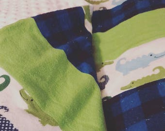 Hand made baby blanket