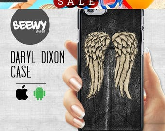 FRENCH SALES!!! the walking dead daryl dixon iphone 6 case iphone 6 plus case iphone case iphone 5s case iphone 7 plus case iphone SE case