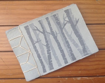 BOREAS - Pattern Birch - 20 pages Album - size 21 x 15 cm