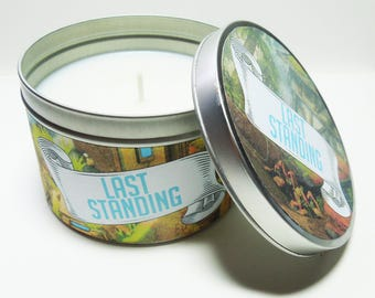 LAST STANDING: Bastion inspired Overwatch candle