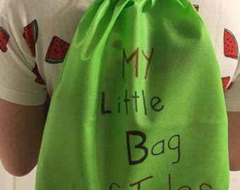 My Little Bag of Stories