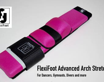 FlexiFoot Advanced arch stretcher for dancers, gymnasts, and swimmers