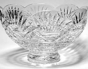 Waterford Crystal ~ America's Heritage Benjamin Franklin Liberty Bowl - (RA)