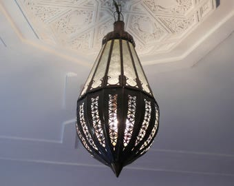 Oriental pendant lamp 1001 Night Marrakech