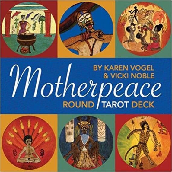 Mini-Motherpeace Tarot Deck (Cards)
