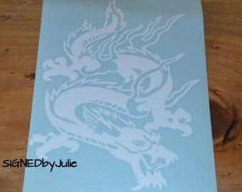 Dragon Car Decal / Sticker