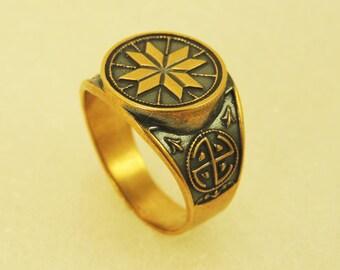 Signet Ring Alatyr