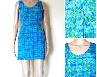 Vintage Dress - 90's Dress - Mini - Summer - Festival - Rave