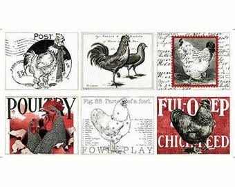 Fowl play panel