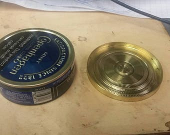 Dip can lid, Tobacco lid, smokeless tobacco