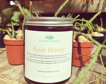 Rose Honey