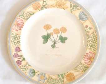 Wedgwood Garden Maze serving plate - large platter - Wedgwood Home Collection - 12 1/4 inches