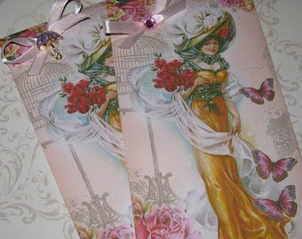Vintage Style gift bags