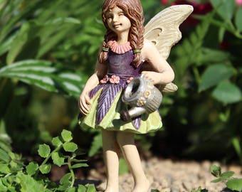 Fairy Emma - miniature enchanted fairy garden