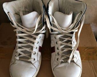 Vintage Dior Homme 10H Me Sneakers Multi Color Size 42