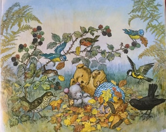 Medici Society Children's Book - The Jumble Bears by Molly Brett