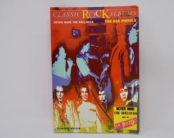 The Sex Pistols Never Mind the Bollocks Book