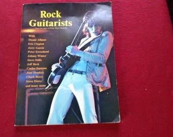 Rock Guitarists, 1978 Edition