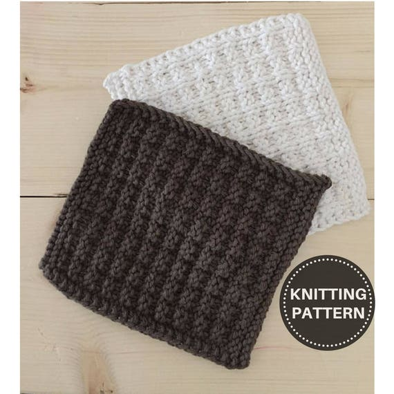 Knitted Dishcloth Pattern Dishcloth Pattern Knitted