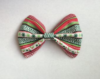 Holiday Candy Bow