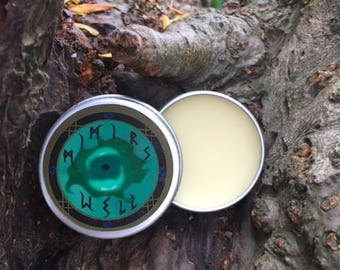 Mimirs Well Frankincense Beard Balm for the Viking at heart