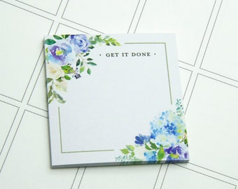 Get It Done 3 x 3 Post It Notes ||