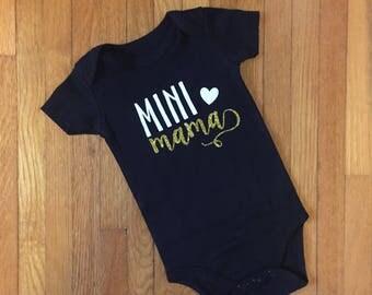 Mini Mama Infant Bodysuit