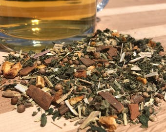 Lactation Loose Leaf Tea