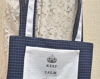 Gift teacher gift school tote bag