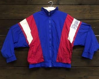 Vintage 1980s/80s Reebok Windbreaker Jacket