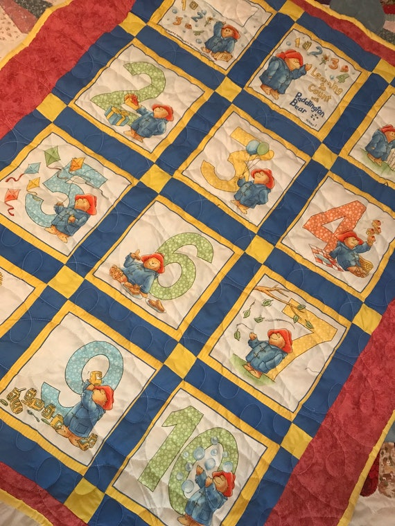 Paddington Bear Story Book Quilt : paddington bear quilt - Adamdwight.com