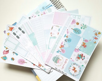 Planner Stickers - Hello Winter