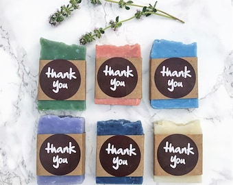 Set of 10, Mini Soaps favors, baby shower favors, thank you soap, bridal shower favors,  gift for guests, wedding favors , wedding deco