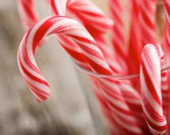 Candy Cane   -  Highly Fragranced Soy Wax Melts