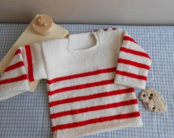 striped size 9-12 months