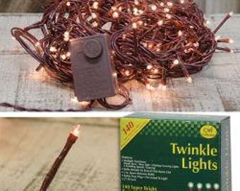 140 Twinkle Lights