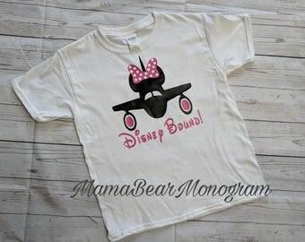 Disney Bound tshirt, Disney Bound Family shirts, Disneyworld Family Shirts, Disney Bound Airport shirts