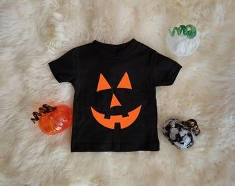 Jack O Lantern Shirt . Halloween Shirt . Pumpkin Face Shirt . JackOLantern Shirt . Halloween Shirt Jack O Lantern Shirt Pumpkin Shirt