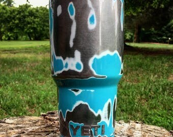 Custom Yeti Cups!