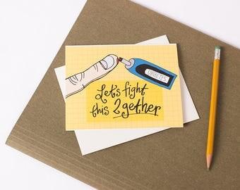 Greeting Card: Type 2 Diabetes