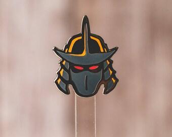Shredder TMNT Enamel Pin