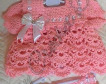 handmade angel top set